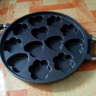 Snack Maker Cetakan Kue Cubit
