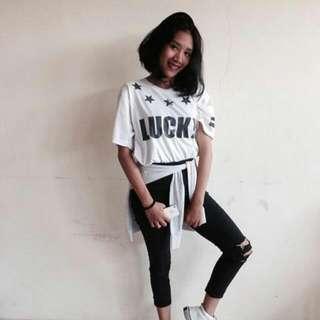 Baju Kos Putih