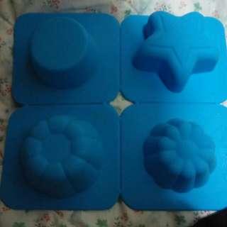 手工皂模 蛋糕模
