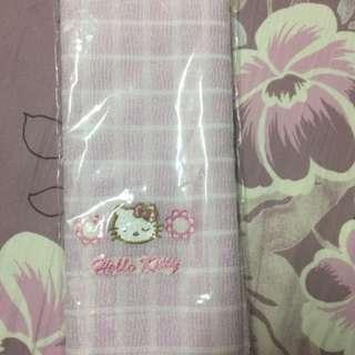 🚚 Kitty刺繍沐浴巾