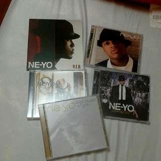 Ne-Yo Albums