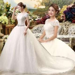 The Bride's Gown (Ready Made)