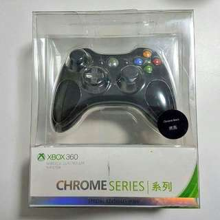 XBOX 360 Chrome Series Controller Limited Edition