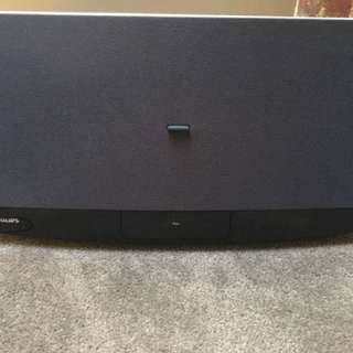 Philips Dual Dock Speakers