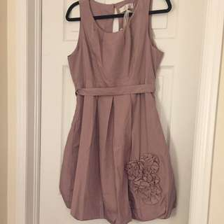 RW & Co Special Occasions Line - Dusty Rose (pinkish purple) Size 10