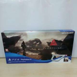 (Sold Out) PS4 Farpoint With VR Aim Controller Bundle Pack / R3 (VR Required)