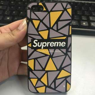 Iphone 5 Supreme Case