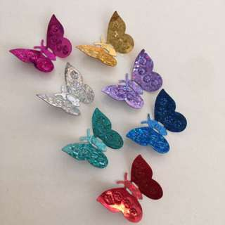 Butterfly 3D Applique
