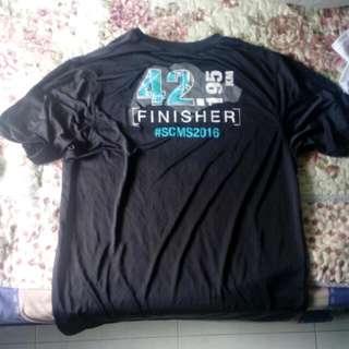 Standard Chartered Marathon Finisher Shirt