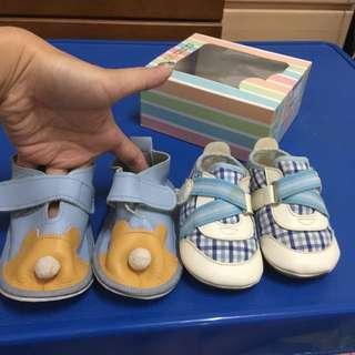 🚚 買一送一 麗嬰房 童鞋 學步鞋