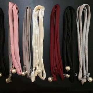 Plain Korean Wire Headband