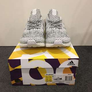 Adidas Ultraboost Zebra/ Oreo US 11.5 (New)