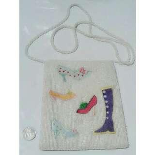 Tas Putih Imut