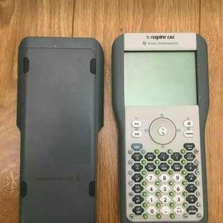Graphic Calculator TI Inspired CAS
