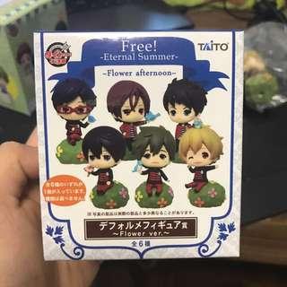 Free! Eternal Summer Flower Afternoon Flower Version Nagisa