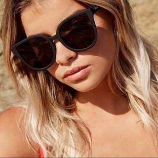 Quay Black Paradiso Sunglasses
