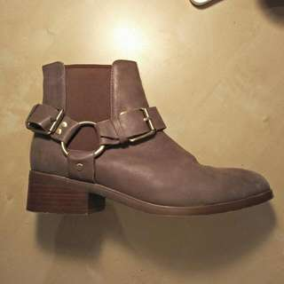Windsor Smith Brown Taupe Boots