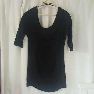 Ally Black Dress MEDIUM