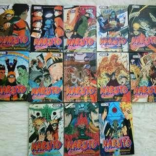 Komik Remaja Naruto