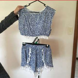 Co-ord Set Size 8