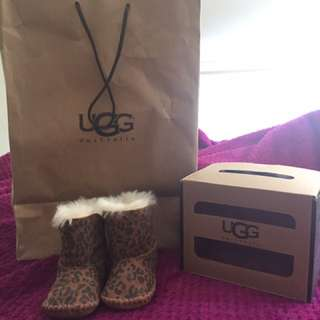 UGG Baby Boots New