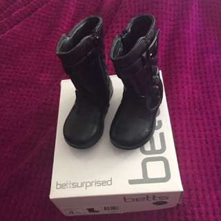 Baby Boots New