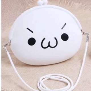 emoji sling shoulder bag
