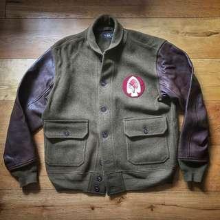 RRL Military Jacket ( Double RL,The Real Mccoys,Buzz Rickson,LVC )