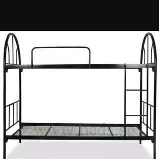 Steel Double Deck Bed