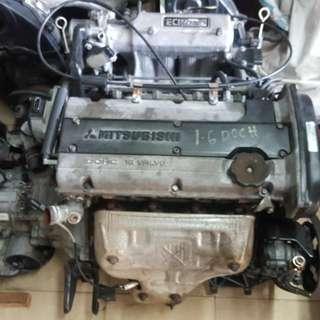 Engine 4g92 Doch Twincam
