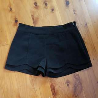 Mooloola Cute Black Shorts