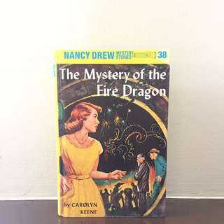 Nancy Drew: The Mystery of the Fire Dragon