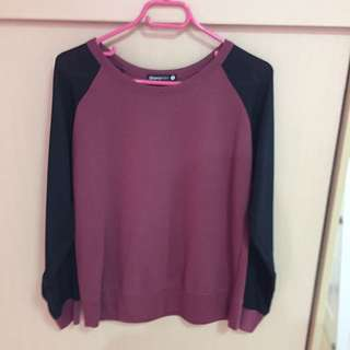 Shana Long Sleeves Top