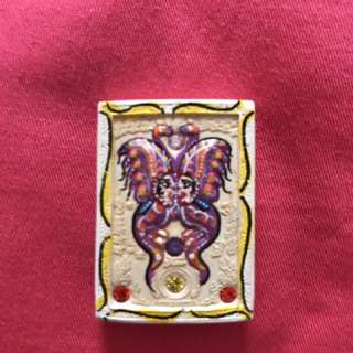 Butterfly Amulet With 4face Buddha For Sales