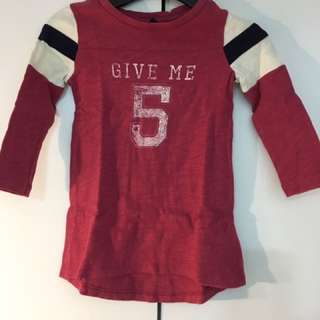 Baby Gap Longsleeve Dress
