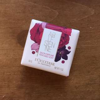 FREE Loccitane Soap Bar