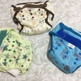 Clue Bebe Cloth Diaper