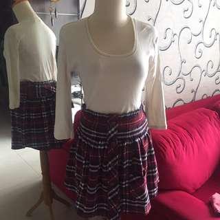 Set Top+Skirt