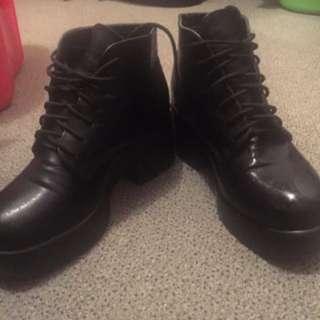 Rubi Black Boots