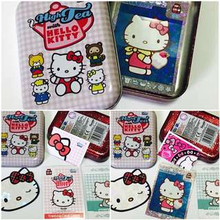 Hello Kitty Trading Cards