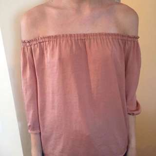 Glassons Off The Shoulder Top