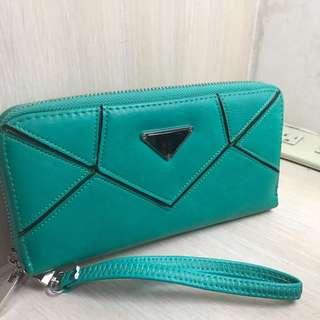 蒂芬妮綠 手拿包 零錢包