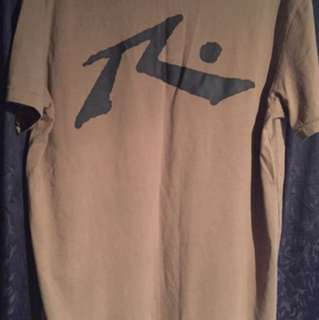 Rusty Short Sleeve Tee