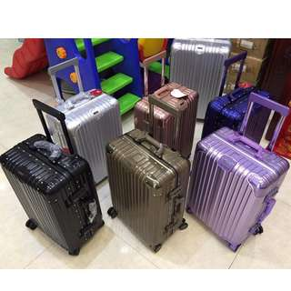Voyage Authentic Luggage Bags