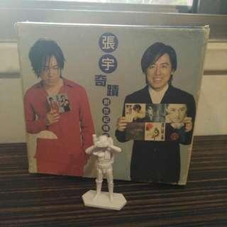 張宇 / 奇蹟 創世紀精選(2CD)