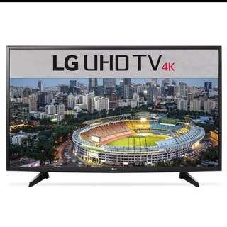 Lg UHD Tv Model LG 43UJ632T