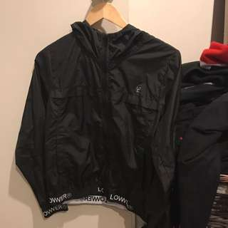 Lower Windbreaker