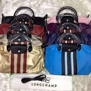 AUTHENTIC Longchamp Leather 👜
