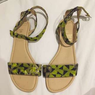 Seychelles Special Edition Size 8 Sandals