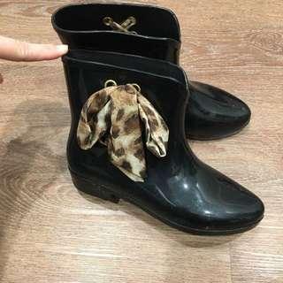 Size 37 Rain Boots
